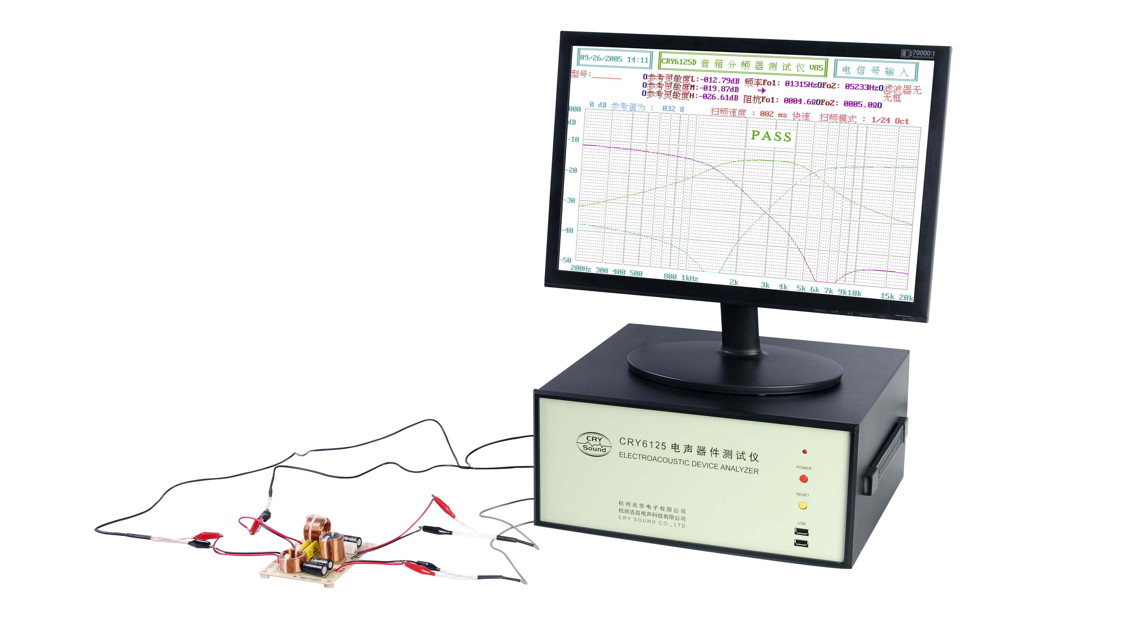 電聲分析系統